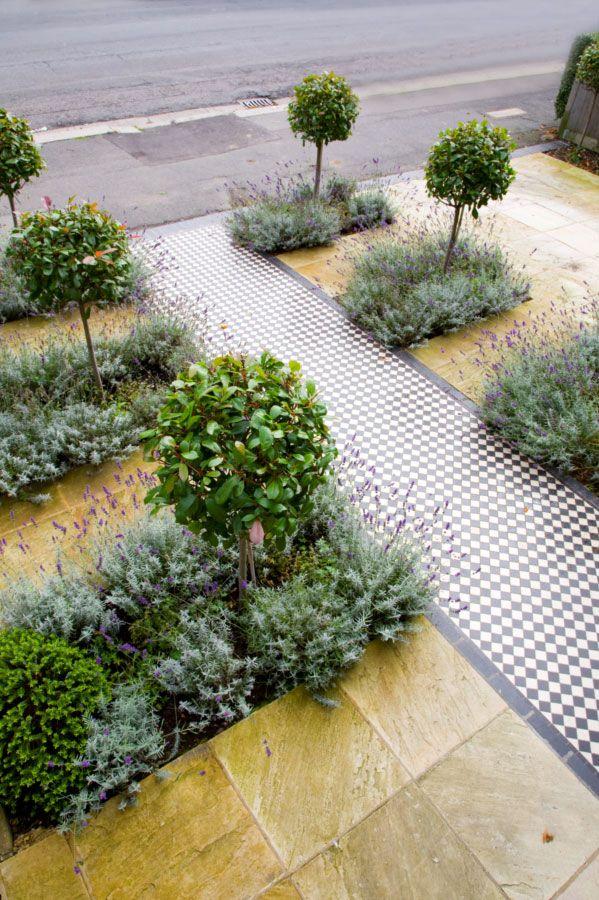 Garden Design at Calton Avenue Dulwich 5 Front Garden