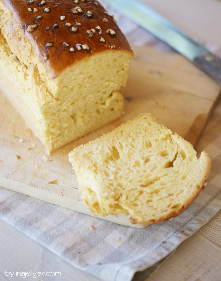 Photo of Spelled brioche | plus a few facts about wheat and spelled flour.