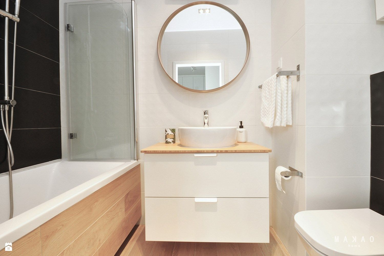 Wystrój Wnętrz Mała łazienka Pomysły Na Aranżacje