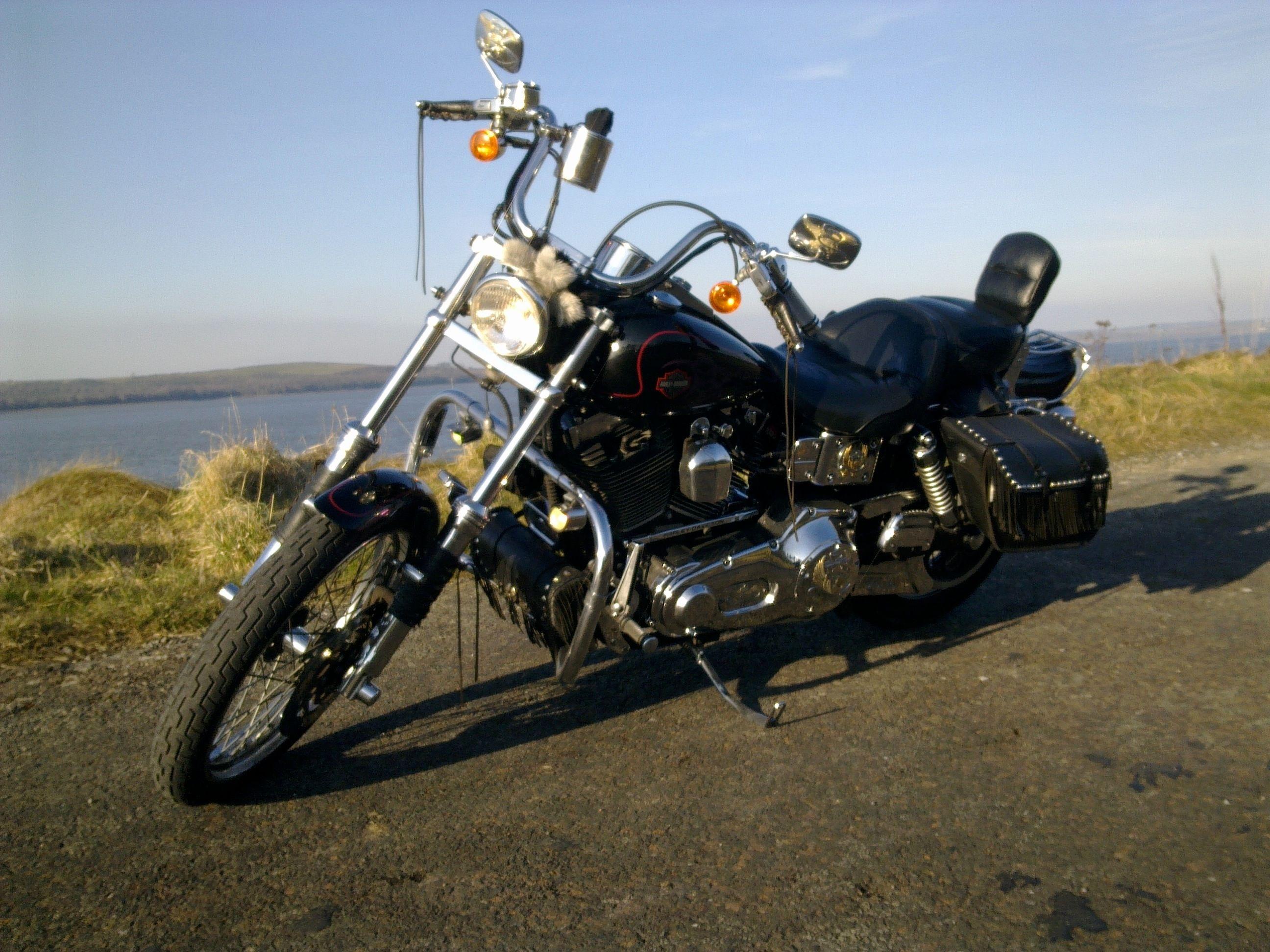 1993 Harley-Davidson 1340 Super Glide #8