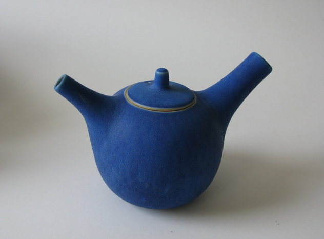Christopher Plumridge, Bird Teapot
