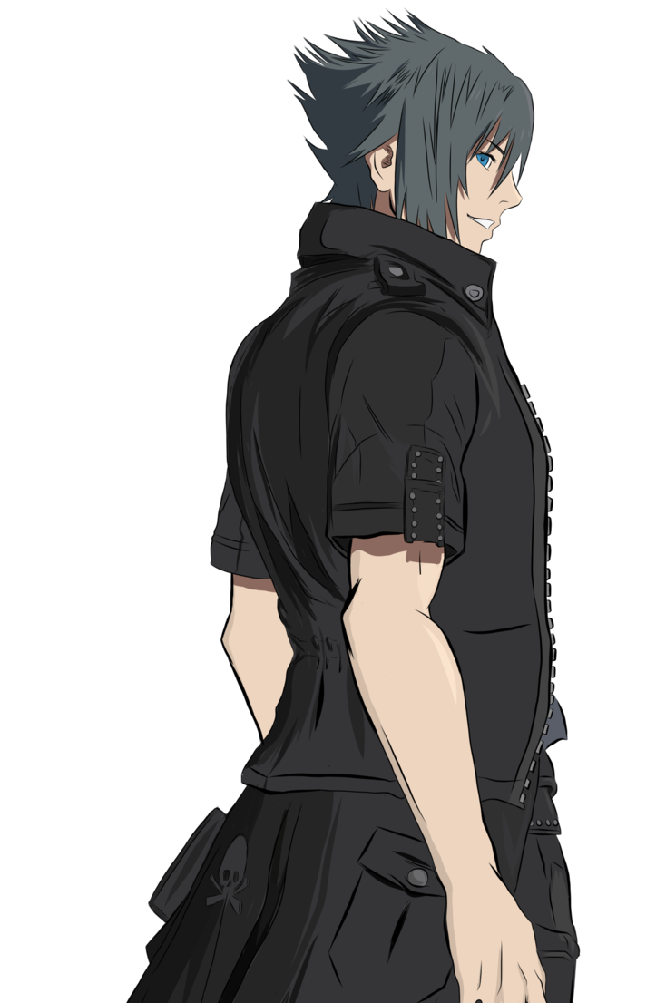 Noctis Lucis Caelum By Bleuwing Daddrh5 Png 723 1106 Final Fantasy Final Fantasy Xv Noctis Final Fantasy