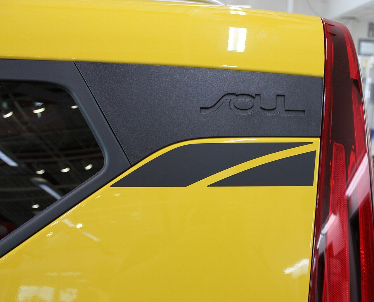 2020 Kia Soul Side Decals OVERSOUL 3M Premium Wet Install ...