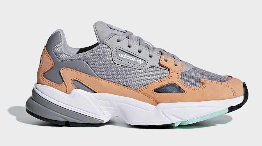 adidas Falcon Light Granite B28130 Release Date | Sneakers