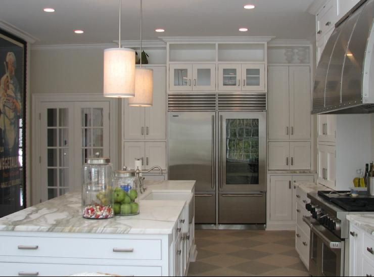 Caryn bortniker cjb designs transitional kitchen with for Transitional kitchen ideas