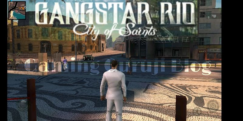 Gangstar Rio City of Saints game for android is an open world game