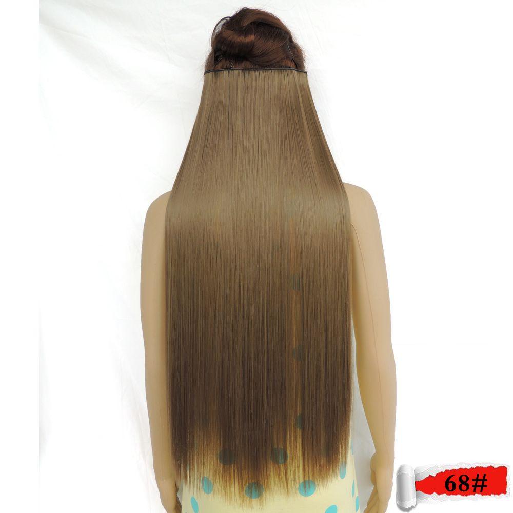Hair Extensions Secret Super Lange Synthetisch Haar Extensiones