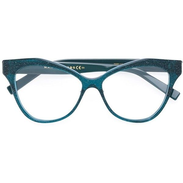 810d23e7469 Marc Jacobs cat eye optical glasses (€175) ❤ liked on Polyvore featuring  accessories