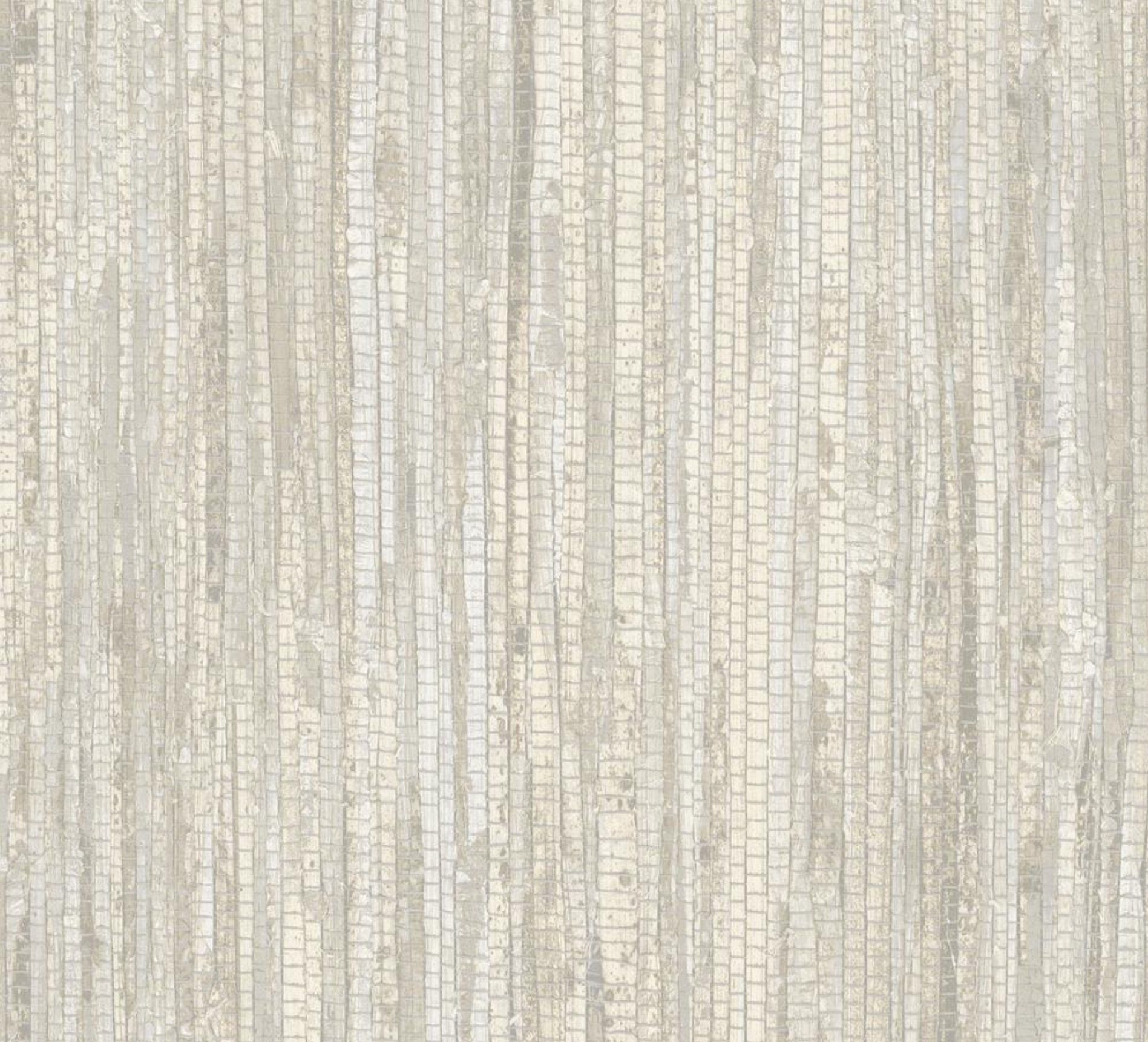 Natural Off White Grass Cloth Wallpaper Neutral Pale