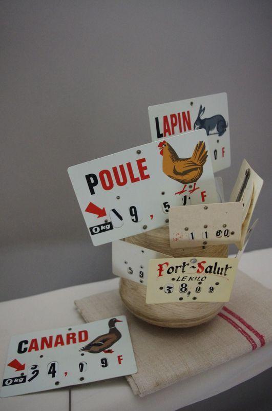 French Labels Rendezvousenfrance Lecon De Choses Bilboquets Cuisine Ancienne