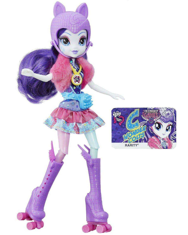 Hasbro My Little Pony Equestria Girls Вондерколт Рарити