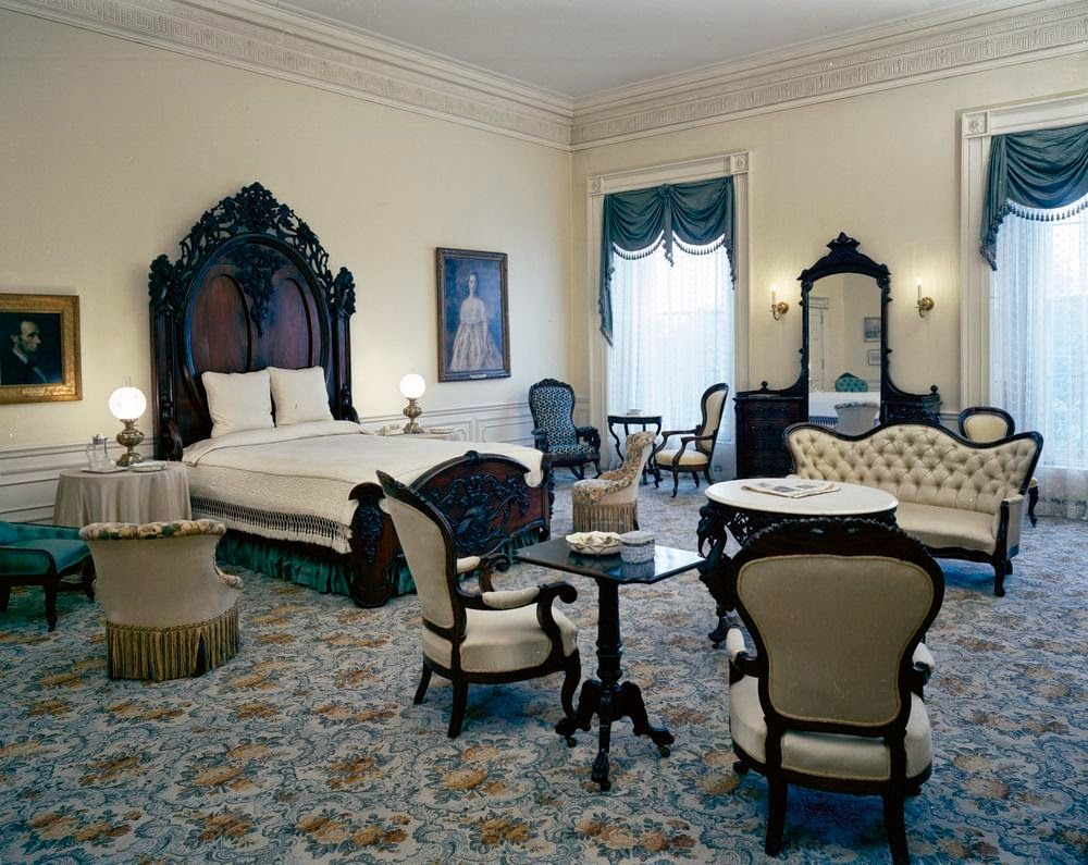 Vintage White House White House Rooms White House Bedroom House Rooms