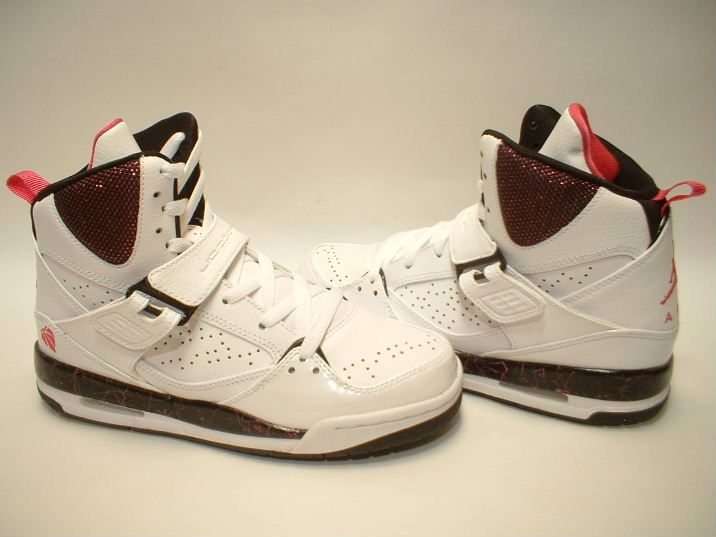 Air Jordan Vol 45 Rouge Blanc Et Boum
