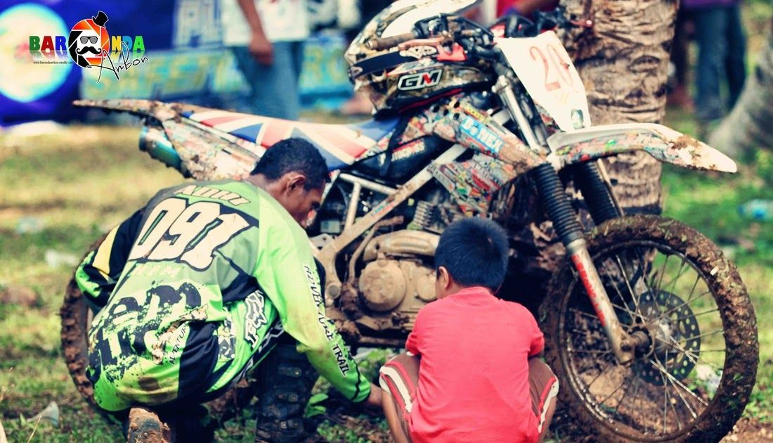 Foto Kata Kata Anak Trail Di 2020 Motocross Anak Lucu