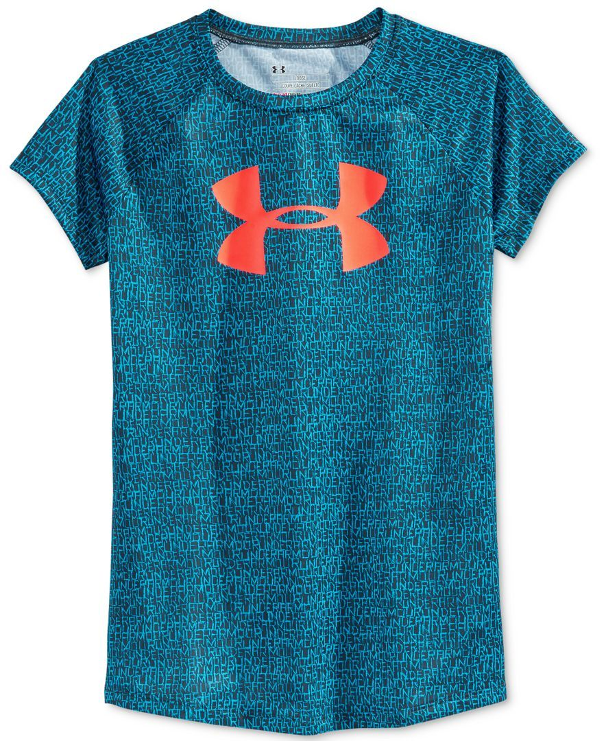 Lightweight stretchy and designed with a super fun print for Under armour printed t shirts