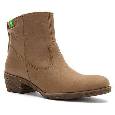 El Naturalista Womens Boots Leather Quera Nc53 Land Antique