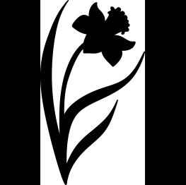 Flower Silhouettes Silhouette Clip Art Flower Silhouette Silhouette Painting