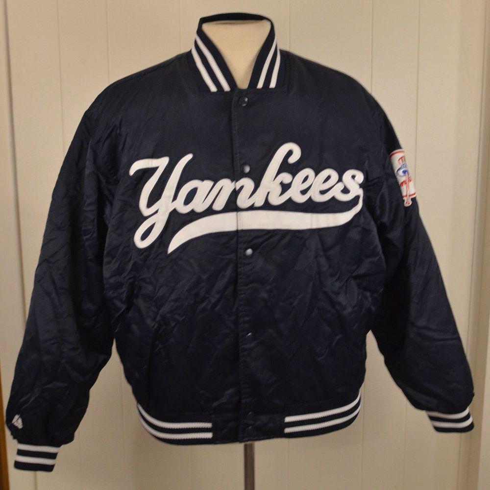 73bd9915638 Mirage First String 1961 New York Yankees World Series Baseball Jacket