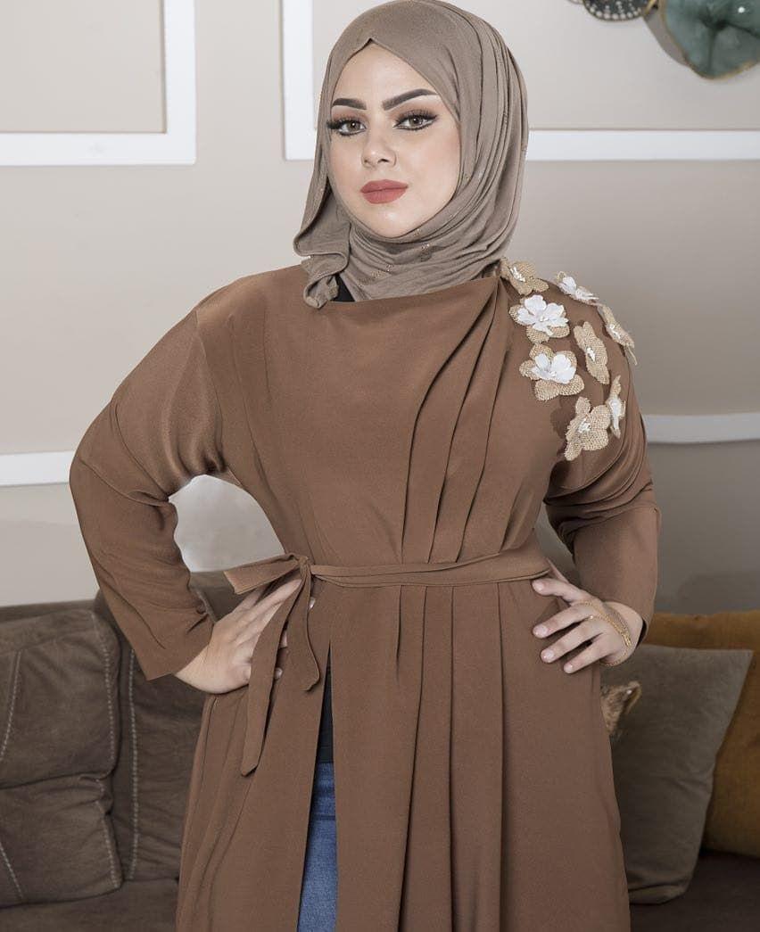 Imej Mungkin Mengandungi 1 Orang Berdiri Beautiful Muslim Women Muslim Fashion Muslim Girls