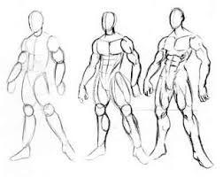 Ejemplo De Dibujo Esquematico Cuerpo Humano Dibujo Dibujos Figura Humana Arte De Anatomia Humana