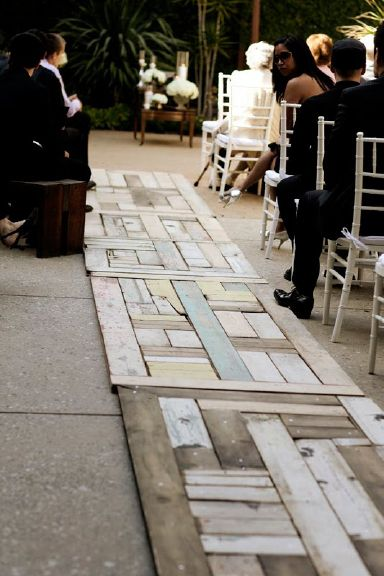 Diy Aisle Runners Culinary Crafts Aisle Runner Wedding Beach Wedding Style Aisle Runner