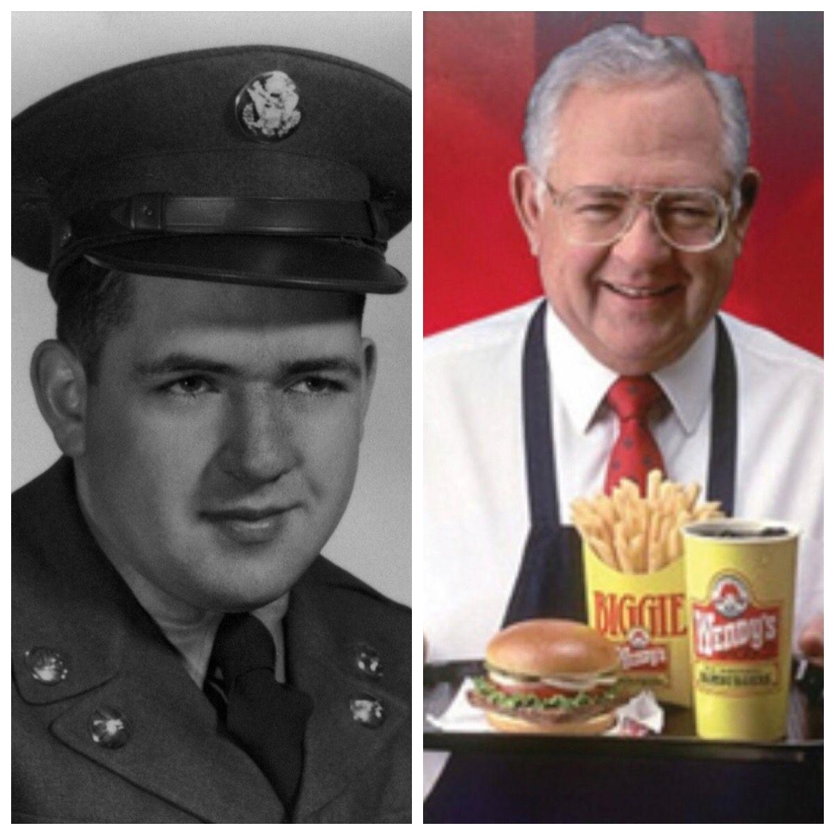 Dave thomasus army19501953 staff sergeanthe
