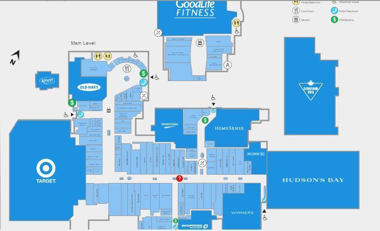 Burlington Centre Shopping Plan Canada Shopping Ontario City Shopping Places