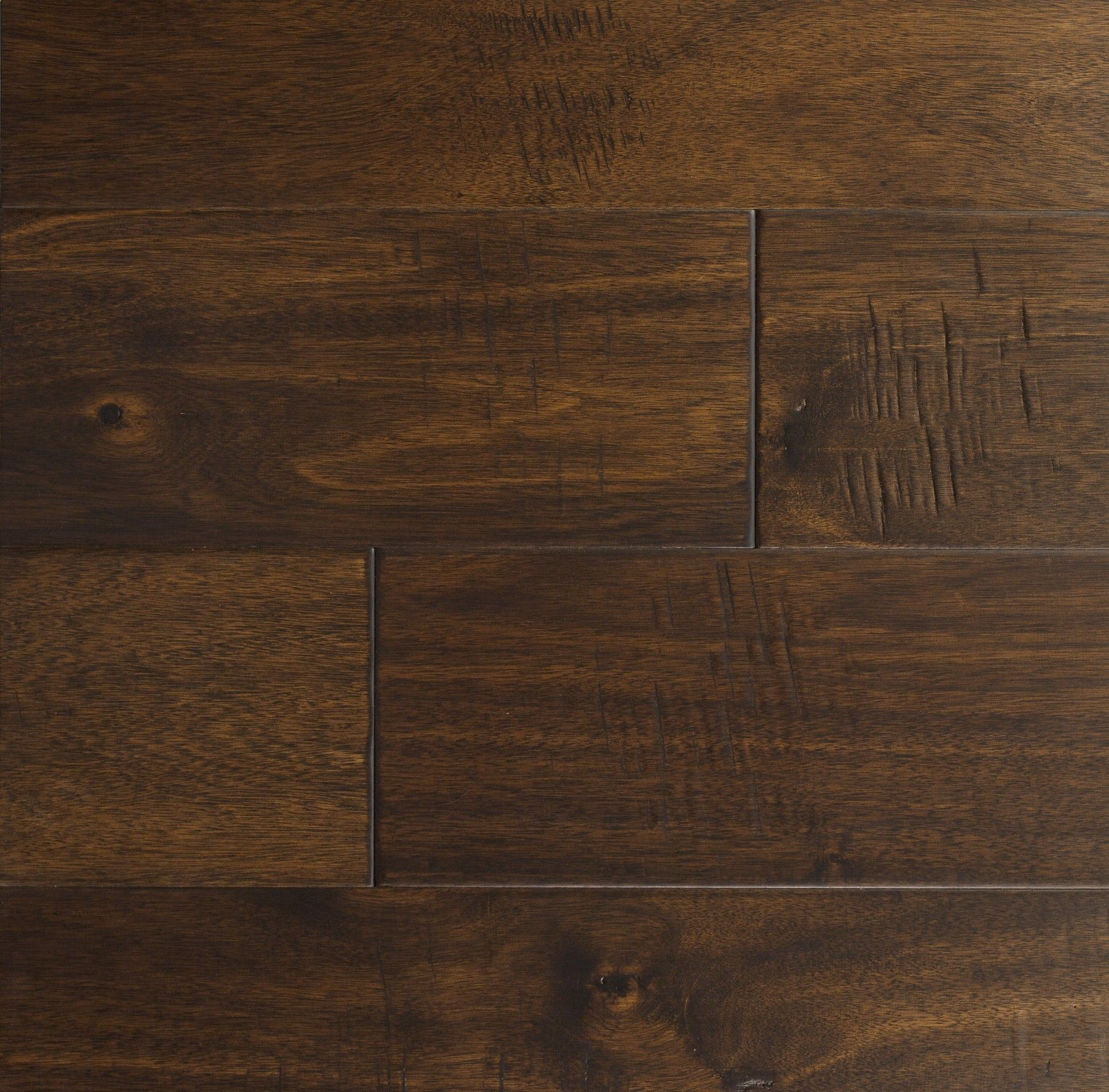 Dark walnut hardwood floors 9anbcvoo vanke executive for Black hardwood flooring