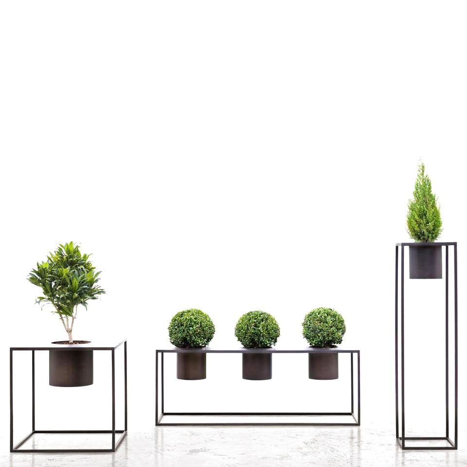 Portavasi Da Interno Ikea Vasi In Resina Esterno Angolo Verde Nel