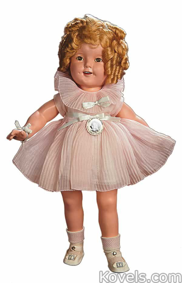 Antique Shirley Temple | Toys & Dolls Price Guide ...