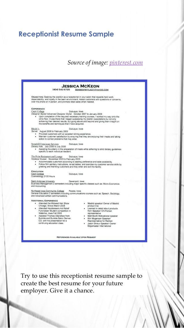 mckinsey resume samplekinsey sample cover letter management - cosmetology cover letter