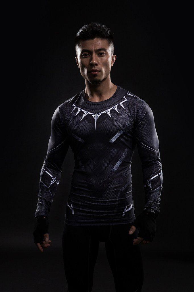 8082042cf53 Black Panther – herothreadz. Black Panther – herothreadz Comic Clothes