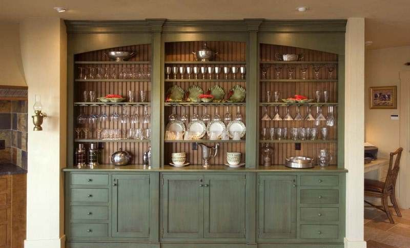 Built In China Cabinet Plans Jpg 800 484 Built In Cabinets Crown Point Cabinetry Wood Kitchen Cabinets
