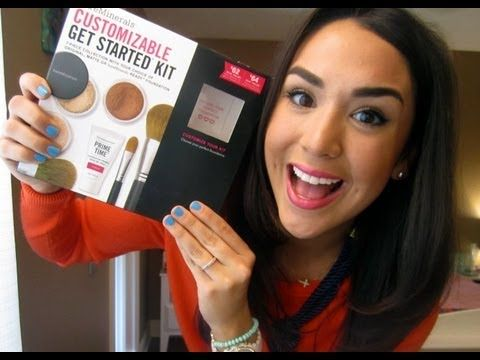 ▷ Bare Minerals 101: Getting Started - YouTube   beauty ...