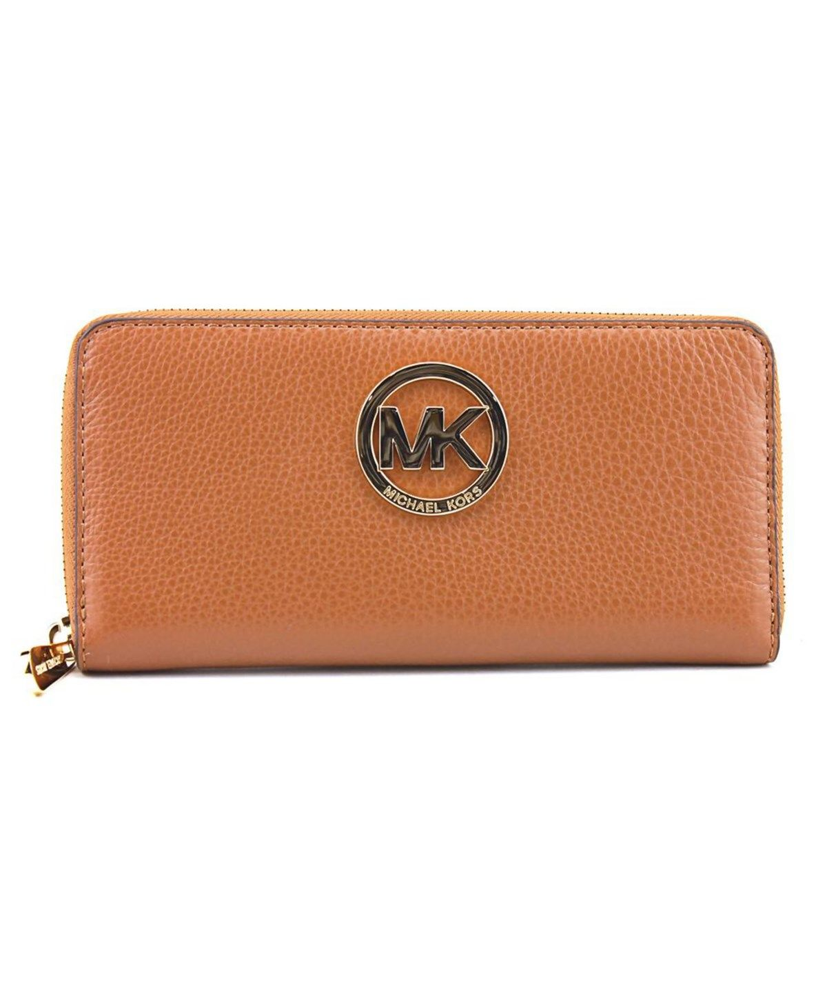 7e216660cb73b0 MICHAEL MICHAEL KORS MICHAEL MICHAEL KORS FULTON ZIP AROUND CONTINENTAL  WOMEN WALLET NWT'. #michaelmichaelkors #bags #leather #wallet #accessories  #lining #