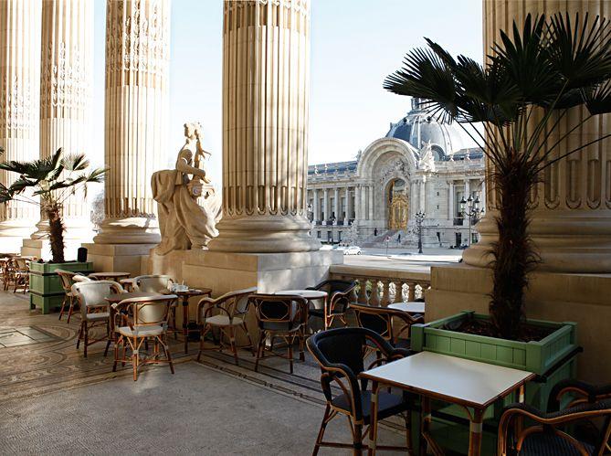 mini palais suite het restaurant van het grand palais in paris restos et caf s visiter. Black Bedroom Furniture Sets. Home Design Ideas