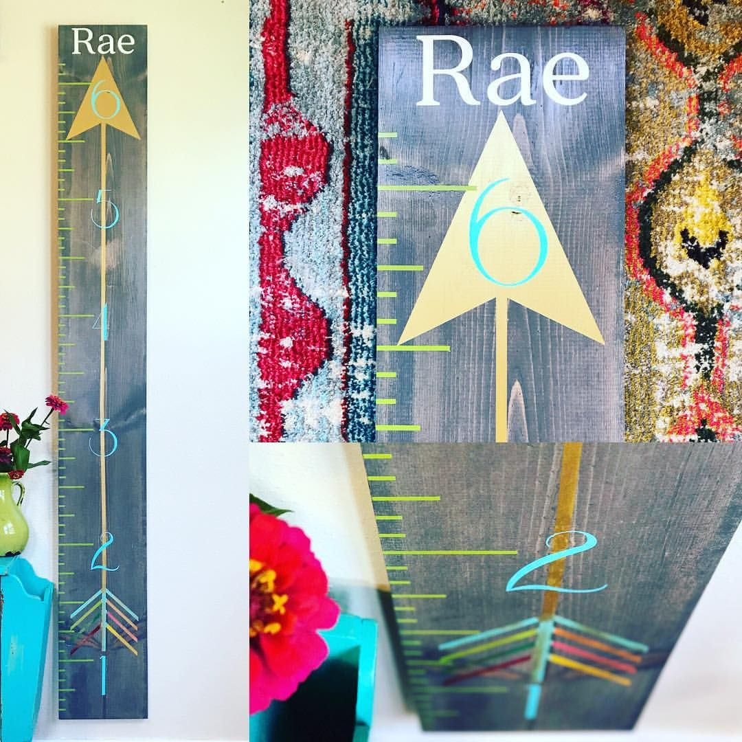 Arrow growth chart perfect gift that will last generations growth arrow growth chart perfect gift that will last generations growth chart rulers nursery theme geenschuldenfo Choice Image