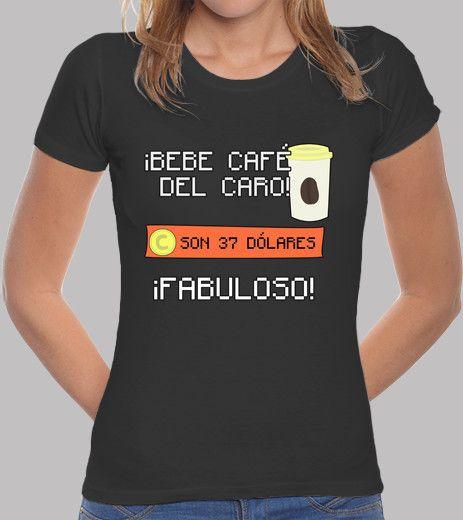 Camiseta Café del caro - La Lego película