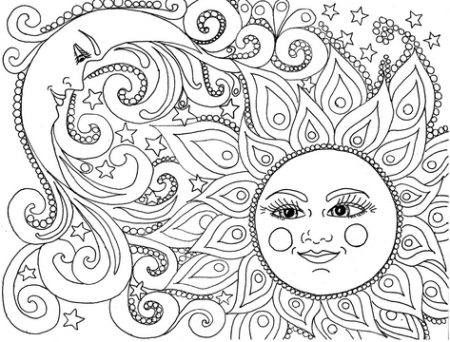 30+ totally awesome Free Adult Coloring Pages | Mandala malvorlagen ...