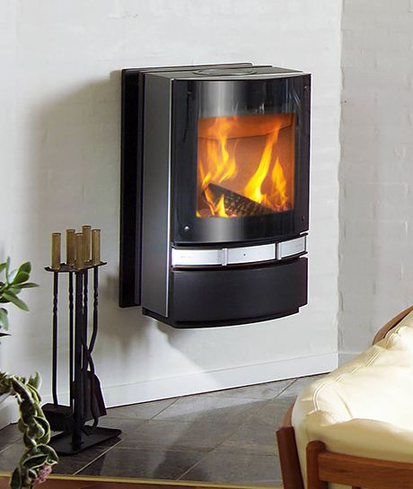Contemporary Wood Stoves Designed By Jacob Jensen Woodstove