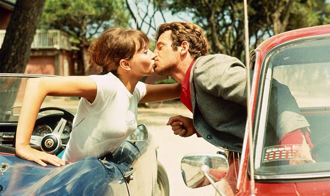 Pierrot Le Fou French Films Anna Karina Film Stills