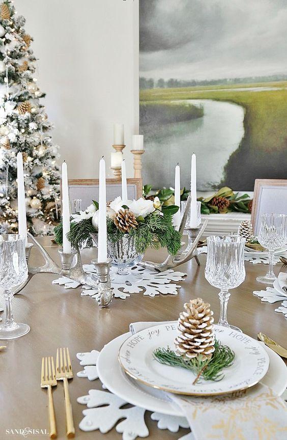 Photo of Inspiráló karácsonyi terítékek