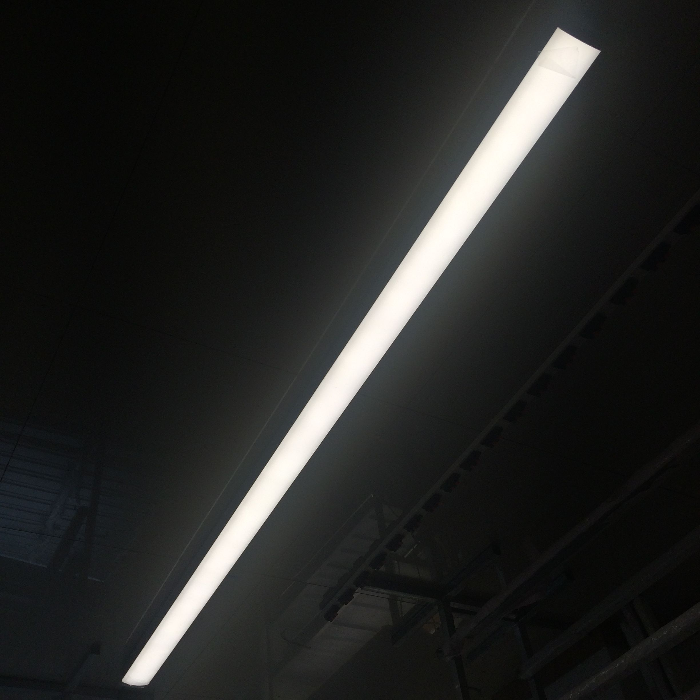 8 Foot 120 Watt Led Linear Vapor Tight Fixture Tri Proof Light Vapor Proof Led Luminaire Linear Lighting Led Grow Lights Light