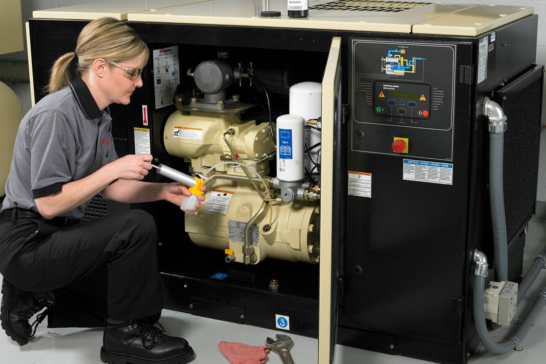 Air Compressor Services Air compressor repair, Air