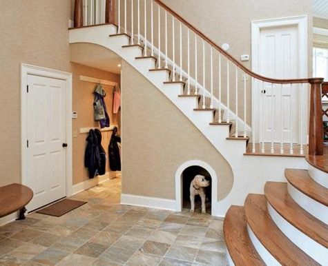 25 clever under stairs ideas to optimize the leftover for Room design under stairs