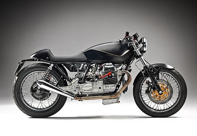 Photo of Moto Guzzi 750 Nevada
