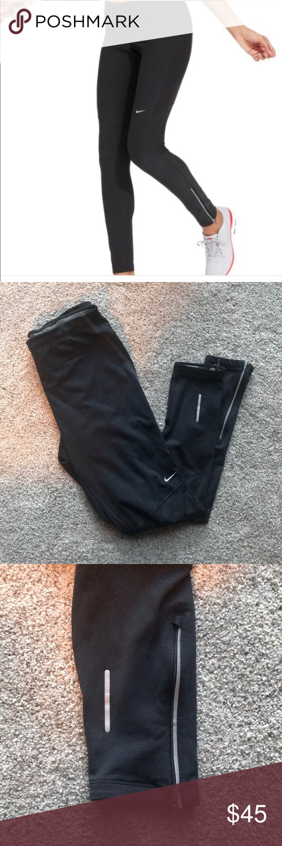 Nike Dri-Fit Running Leggings with