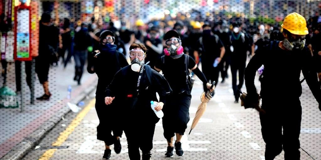 FYI: The Aftermath of Hong Kong's Protest Uniform