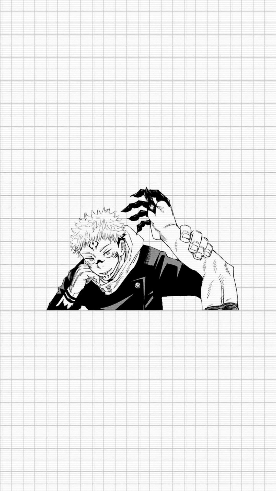 Sukuna Lockscreen Jujutsu Kaisen In 2021 Anime Wallpaper Wallpaper Anime