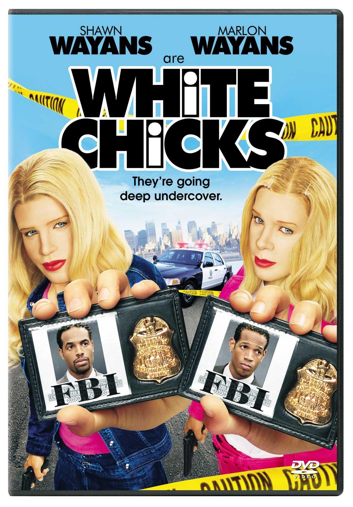 White Chicks Images